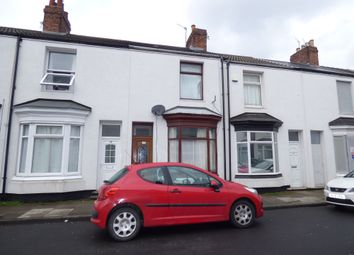 Thumbnail 2 bed terraced house for sale in Wicklow Street, Middlesbrough