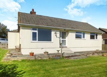 Thumbnail 3 bed detached bungalow for sale in Down Road, Mosterton, Beaminster