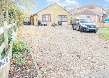 Thumbnail 2 bed detached bungalow for sale in Beesby Road, Maltby Le Marsh