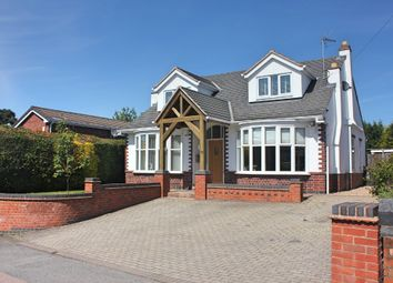 Thumbnail 5 bed detached house for sale in Park Hill Drive, Aylestone, Leicester