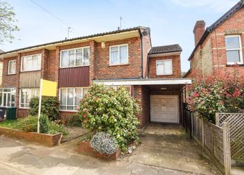 Thumbnail 4 bed semi-detached house for sale in Bibsworth Road, Finchley
