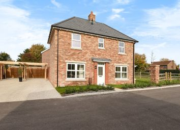 Thumbnail 3 bed detached house for sale in Broad Road, Hambrook, Chichester
