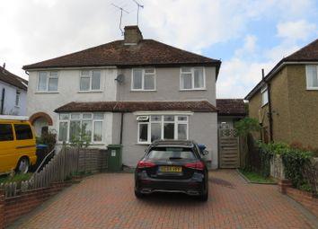 Thumbnail 4 bed semi-detached house for sale in Lockers Park Lane, Hemel Hempstead