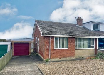Thumbnail 2 bed semi-detached bungalow for sale in Rockland Gardens, Scarborough