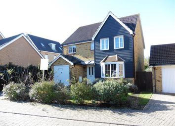 Thumbnail 4 bed detached house for sale in Collard Place, Folkestone, Kent