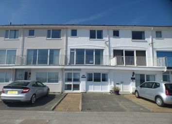 Thumbnail 4 bed terraced house for sale in Min Y Mor, Victoria Parade, Pwllheli