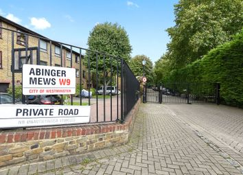 Thumbnail 4 bedroom property for sale in Abinger Mews, Maida Vale, London
