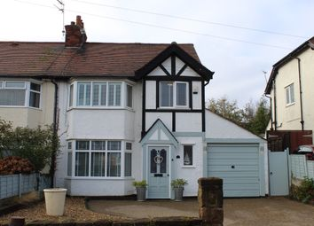 3 bed semi-detached house for sale in Berwyn Drive, Heswall, Wirral CH61