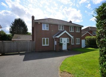 Thumbnail 4 bed detached house to rent in Ludborough Park, Ludborough, Grimsby
