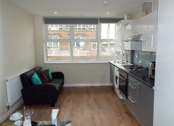 Thumbnail 1 bedroom flat to rent in Kimberley House, Vaughan Way, Leicester