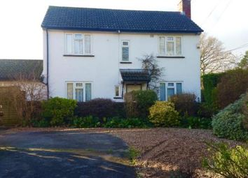 Thumbnail 3 bed detached house for sale in Spaxton, Bridgwater, Somerset