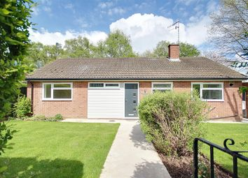 Thumbnail 3 bed detached bungalow for sale in The Lawns, Wadsworth Road, Stapleford, Nottingham
