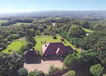 Thumbnail 5 bed detached house for sale in Cansiron Lane, Ashurst Wood, East Grinstead, West Sussex