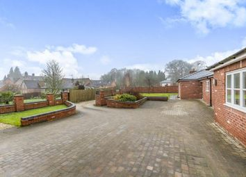 Thumbnail 4 bedroom bungalow for sale in Nursery Gardens, Butterton, Newcastle, Staffordshire