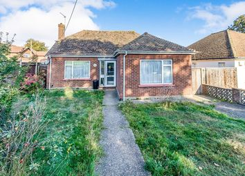Thumbnail 2 bedroom bungalow for sale in Chestnut Avenue, Walderslade, Chatham