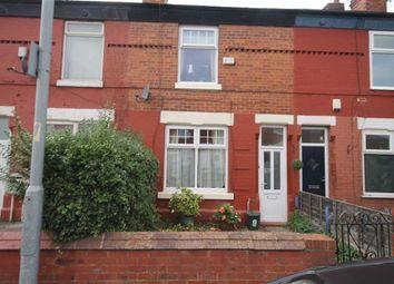 Thumbnail 2 bedroom terraced house for sale in Hornbeam Road, Levenshulme, Manchester