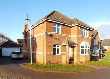 Thumbnail 4 bed detached house for sale in Mill Rise, Skidby, East Riding Of Yorkshire