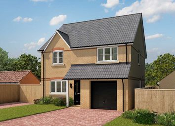 """Thumbnail 4 bed detached house for sale in """"The Goodridge"""" at Cromwell Way, Royston"""