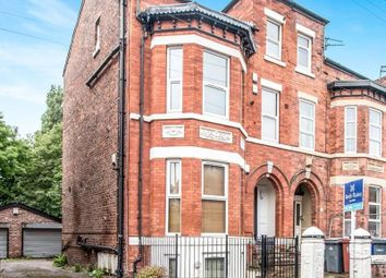 Thumbnail 1 bed flat for sale in Central Road, West Didsbury, Manchester
