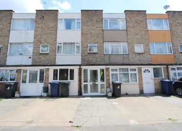 Thumbnail 3 bed semi-detached house for sale in Swan Road, Southall, Middlesex