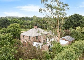 Thumbnail 6 bedroom detached house for sale in St. Giles-On-The-Heath, Launceston