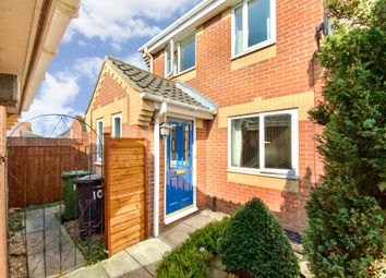 Thumbnail 3 bed semi-detached house for sale in Willow Close, North Walsham
