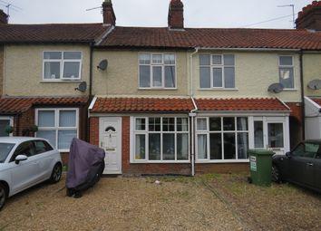 Thumbnail 3 bed terraced house for sale in Norwich Road, Wroxham, Norwich