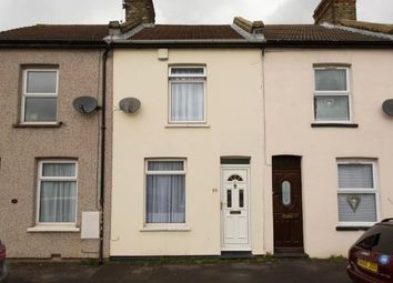 Thumbnail 2 bedroom terraced house for sale in York Road, Northfleet, Gravesend, Kent