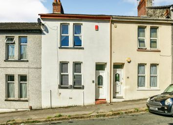Thumbnail Terraced house for sale in Keyham Street, Weston Mill, Plymouth