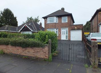 Thumbnail 3 bed detached house to rent in Sextant Road, Thurnby Lodge, Leicester