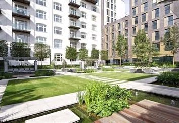 Thumbnail 2 bed flat for sale in Goodman's Field, Meranti House, London