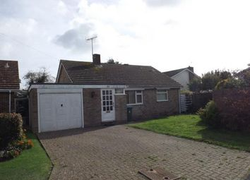 Thumbnail 3 bed bungalow for sale in Hedgeway, Felpham, Bognor Regis, West Sussex
