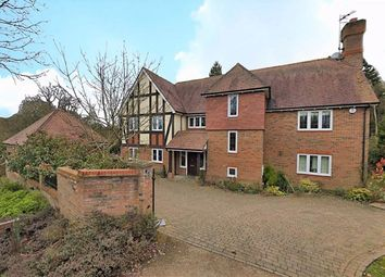 Thumbnail 7 bed detached house to rent in The Warren, Radlett, Hertfordshire