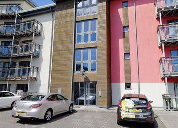 Thumbnail 2 bedroom flat for sale in St Stephens Court, Maritime Quarter, Swansea