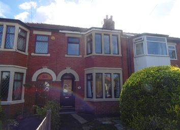 Thumbnail 3 bedroom property to rent in Senior Avenue, Blackpool