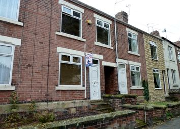 Thumbnail 3 bed terraced house to rent in Cliffefield Rd, Meersbrook, Sheffield