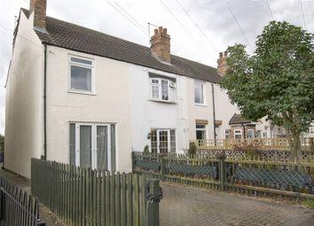 Thumbnail 2 bed terraced house for sale in Works Lane, Barnstone, Nottingham