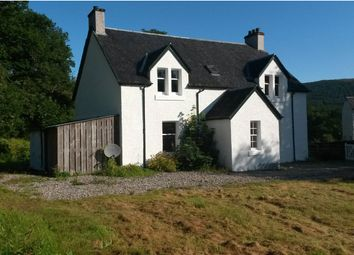 Thumbnail 3 bedroom detached house to rent in Tulloch, Roy Bridge, Highland, Scotland
