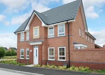 "Thumbnail 3 bed end terrace house for sale in ""Morpeth"" at Dearne Hall Road, Barugh Green, Barnsley"