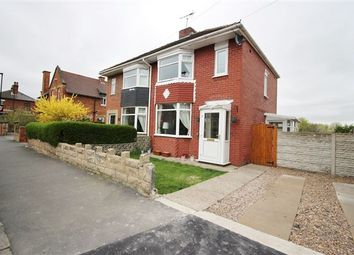 Thumbnail 3 bed semi-detached house for sale in Balmoral Road, Woodhouse, Sheffield