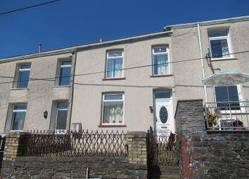 Thumbnail 3 bed terraced house for sale in Caroline Street, Blaengwynfi, Port Talbot, Neath Port Talbot.