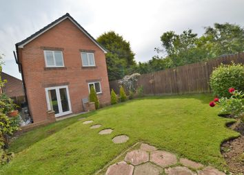 4 bed detached house for sale in Kingsdale Close, Catchgate, Stanley DH9