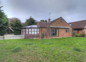 Nene Parade, Benwick, March PE15. 3 bed bungalow for sale