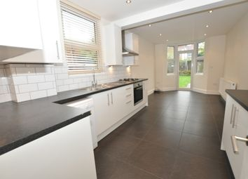 Thumbnail 3 bed semi-detached house to rent in Leicester Road, East Finchley, London, Greater London