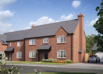 Thumbnail 4 bed detached house for sale in The Austrey, Hill Ridware, Rugeley, Cannock, West Midlands
