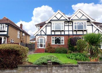 Thumbnail 3 bed semi-detached house for sale in De Vere Walk, Watford