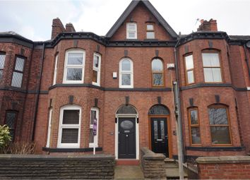 Thumbnail 5 bed terraced house for sale in Queens Park Road, Heywood