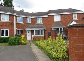 Thumbnail 4 bed town house for sale in Stanley Road, Bushbury, Wolverhampton