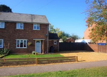 Thumbnail 3 bed semi-detached house for sale in Station Drive, Wisbech