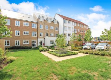 Thumbnail 1 bed flat for sale in Moorhouse Lodge, Edison Bell Way, Huntingdon